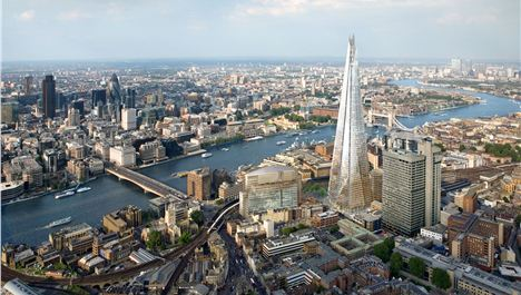The Shard – It's A Soar Point!