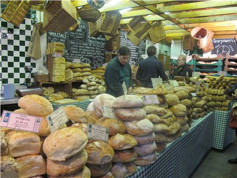Bread Stall, Borough Market
