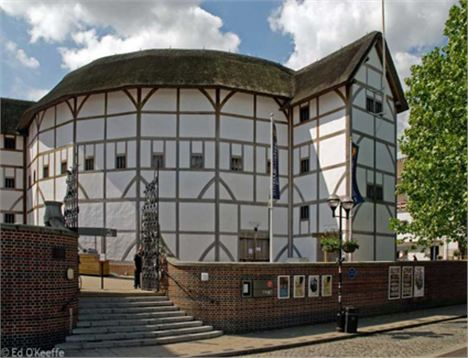 Shakespeare's Globe_Theatre