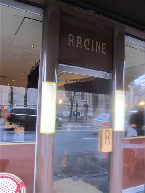 Racine %26#8211%3B Doorway To A World Of French Culinary Delights