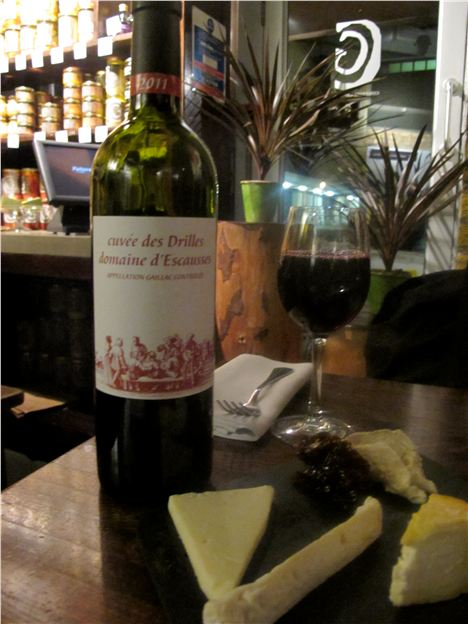 Gaillac Red At The Comptoir Gascon