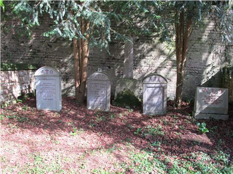Sir Jack's Headstone, Left, Has Deceasd Date Left Open At 21**