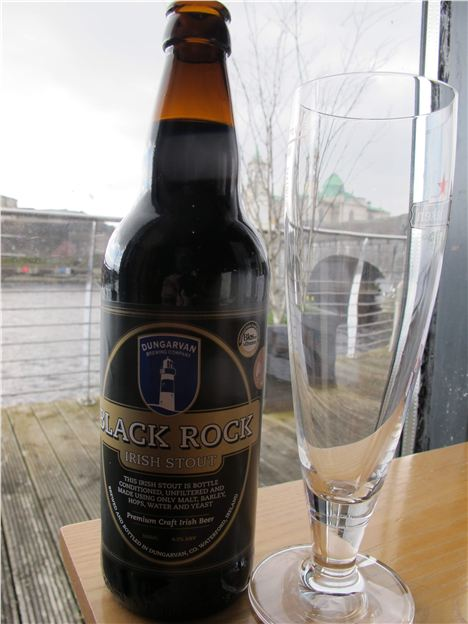 A Bottle Conditioned Rival For Guinness