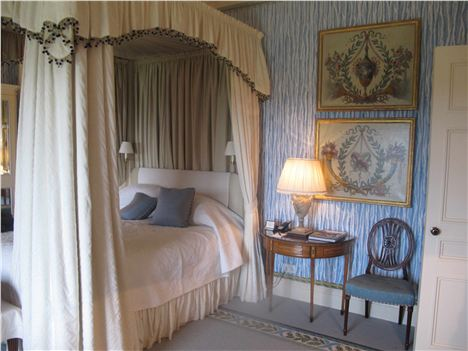 Four Poster In The Lady Caroline Coote Room
