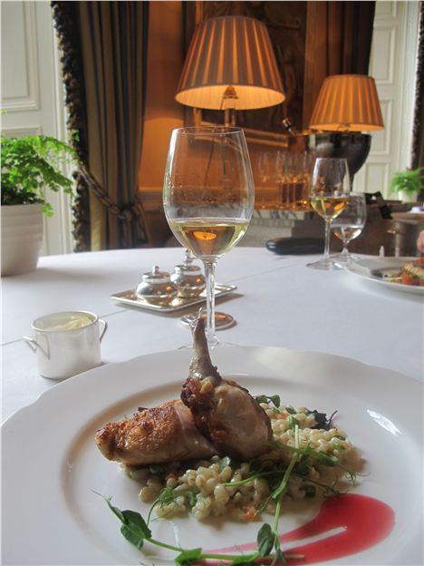 Chicken And Picpoul De Pinet %26#8211%3B Perfect Lunch Partners