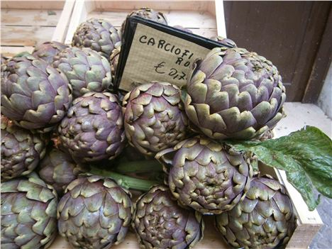 Hearty Artichokes