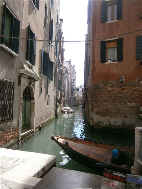 Venice %26#8211%3B The Fascinating Backwaters