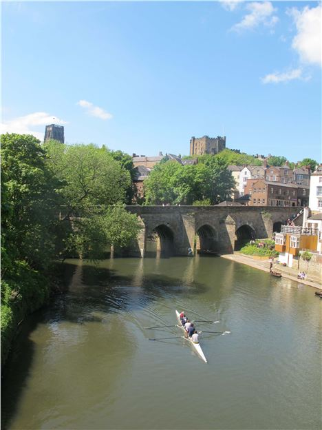 River At Durham