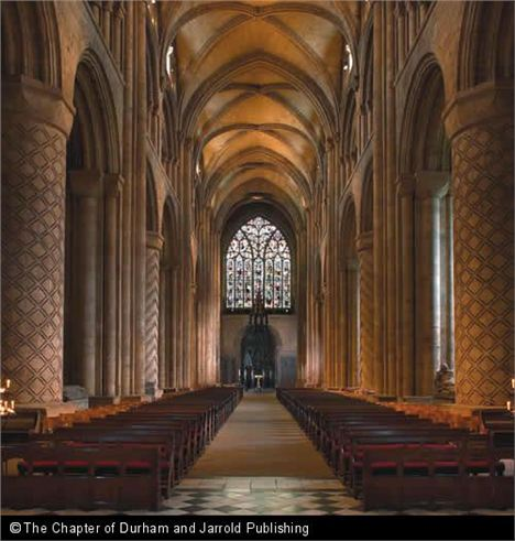 The Cathedral's Great Nave
