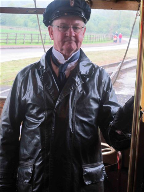 Tram Man, Beamish