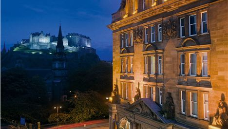 Edible Edinburgh – With Luxury Lodgings