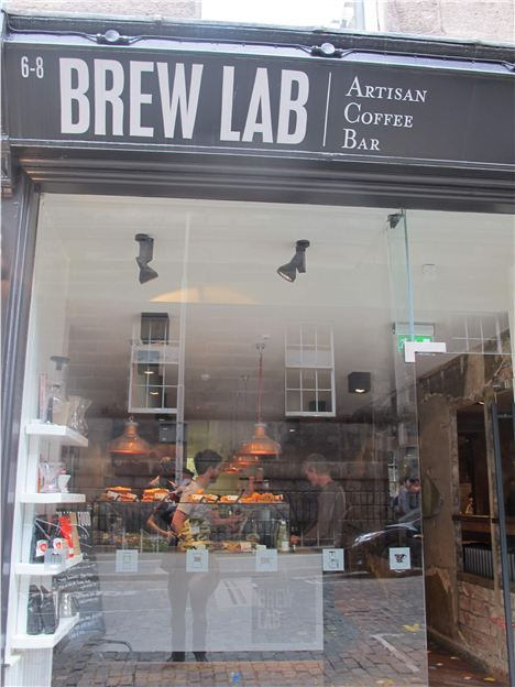 Coffee Rival Brewlab