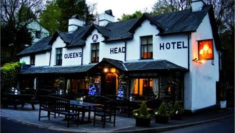 Lake District's Most Haunted Hotel?