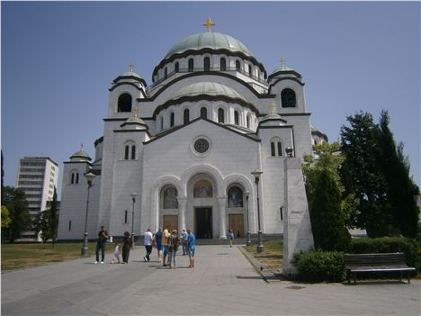 St Sava Orthodox Church, Belgrade