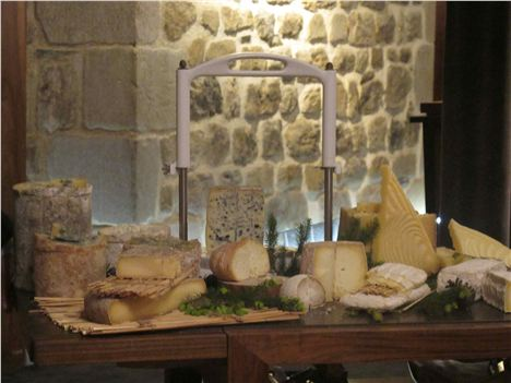 Three Star Cheeseboard, Stone