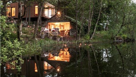 Romantic Pampering On Gilpin Lake House Spa Trail Uk
