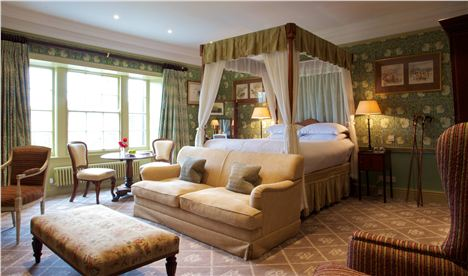 My Bedroom %26#34%3BThe Shepherd%26#34%3B At The Devonshire Arms