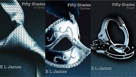"Fifty Shades Books ""Most Left"" In Travelodges"