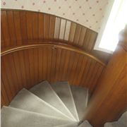Our 'Secret' Spiral Staircase