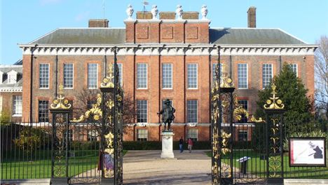 Kensington – One Palace And Two Special Terraces
