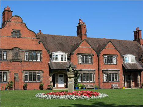 Brick Gables, Port Sunlight