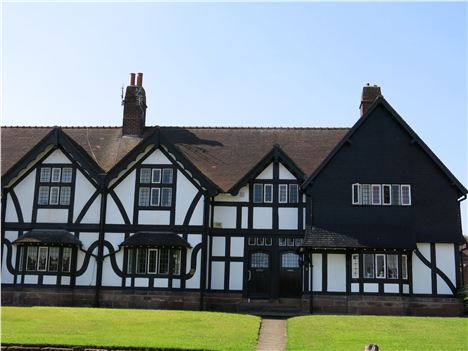 Port Sunlight Tudorbethan
