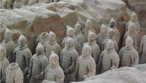 Mighty Xi'an And The Terracotta Warriors