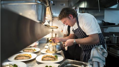 Culinary Magic In Malton With Manc-bound James Martin