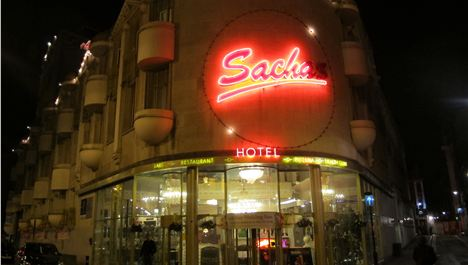 Sachas Hotel: Reviewed