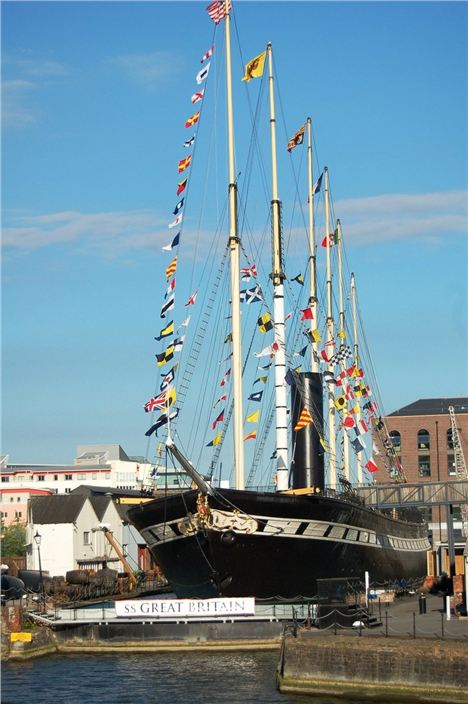 Ss Great Britain %28Destination-Bristol%29