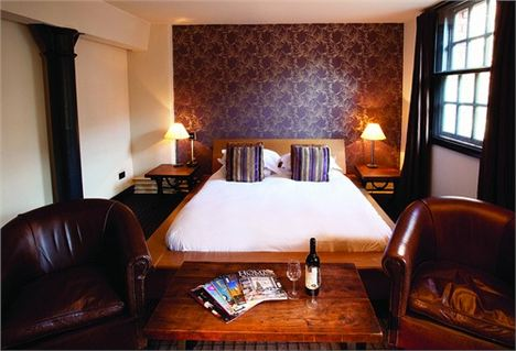 Hotel Du Vin Bristol Offers Cool Bedrooms