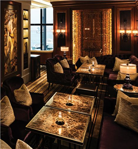 Caprice Bar At The Four Seasons