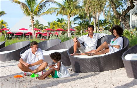 Family Friendly Sandpiper Bay