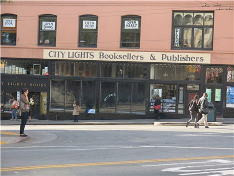 City Lights - Legendary Book Haunt