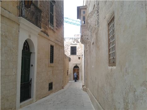 Charm in Mdina