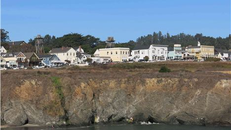 Coastal Chill-out In Mendocino, California