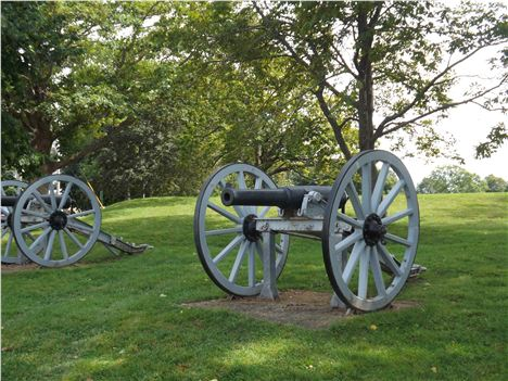 The Guns Of Fort Ann, Ananopolis