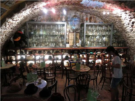 The Absinthe Bar, Antibes