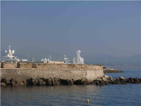 Antibes Harbour
