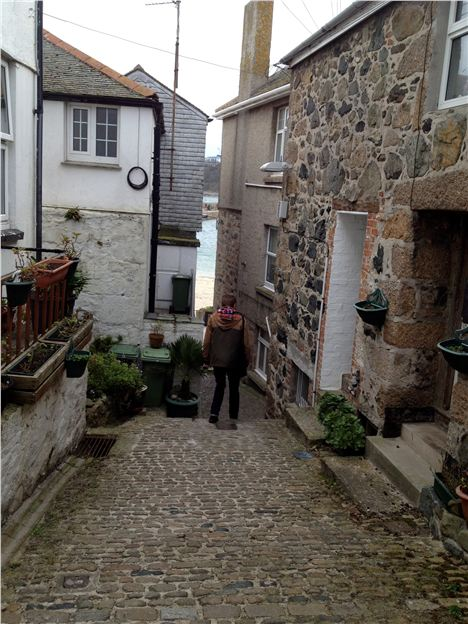 Exploring St Ives Old Town
