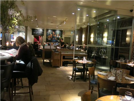 The Buzzing Quod Brasserie At The Old Bank