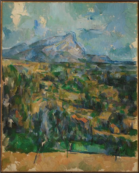 Mont Sainte-Victoire %26#169%3B The Henry And Rose Pearlman Collection