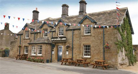 Devonshire Arms, Pilsley