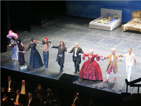 Take A Bow, Stars Of Don Giovanni