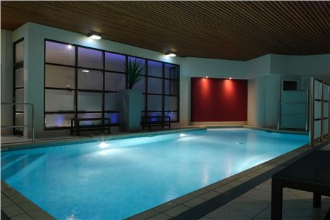 Thermal Suite At Club Hotel And Spa