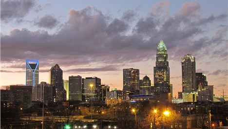 Direct Flights To Charlotte Take Off From Manchester