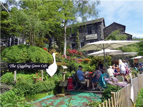 The Giggling Goose - Ambleside
