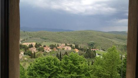 Hedonistic Hiking In The Tuscan Hills