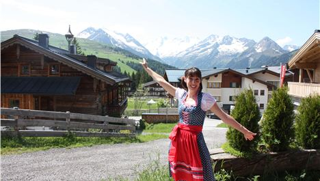 Yodelayheeho In The Austrian Tirol