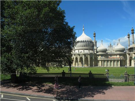 That 'Idiotic' Royal Pavilion